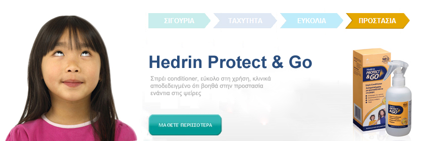 Hedrin Protect and Go
